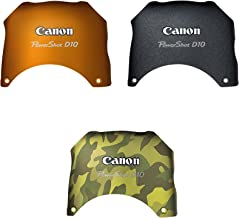 Canon FC-DC1 Interchangeable Front Cover Set in Three Colors for Powershot D10 Underwater Digital Camera