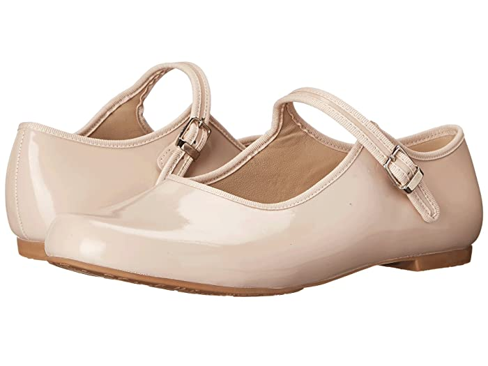 Elephantito  Mj W/ Piping (Toddler/Little Kid/Big Kid) (Dusty Pink) Girls Shoes