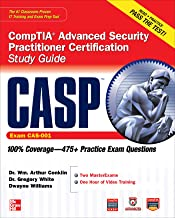 CASP CompTIA Advanced Security Practitioner Certification Study Guide (Exam CAS-001) (Certification Press) (English Edition)