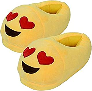 red heart slippers