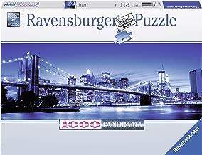 Ravensburger Twilight New York Panorama Jigsaw Puzzle, 1000-Piece