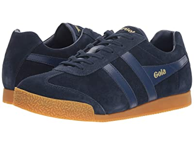 Gola Harrier (Navy/Navy/Gum) Men