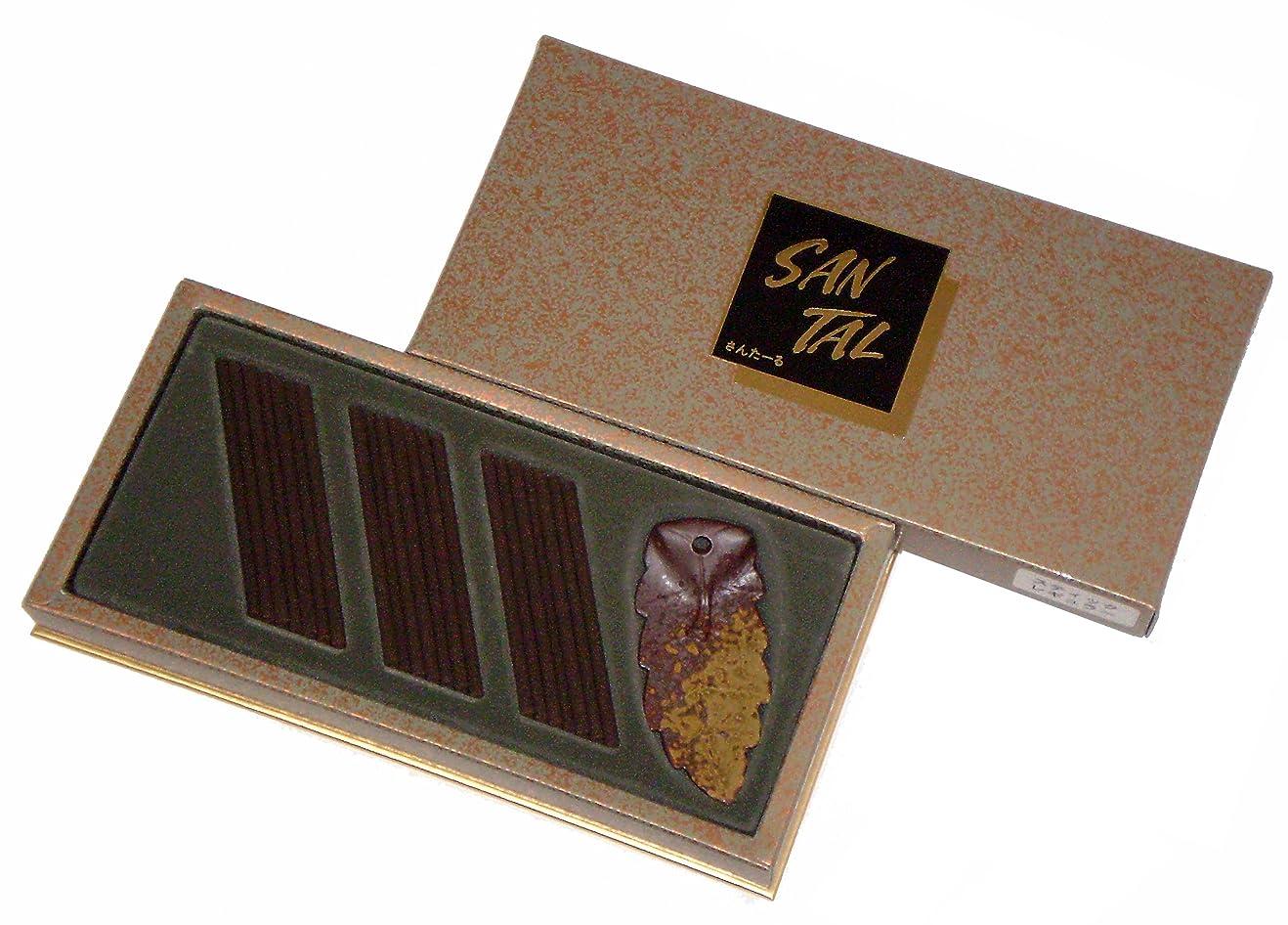 起点チャーター控える玉初堂のお香 サンタール スティックレギュラーセット #5212