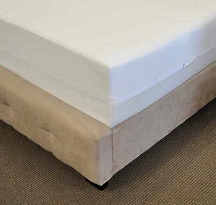 featured product Boyd Sleep Waterproof Mattress Encasement: Premium Zippered Bed Bug Protector,  Full