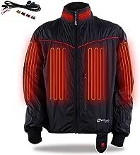 Venture Heat 12V Motorcycle Heated Jacket Liner - 42.0W Lite Motorcycle Jacket for Men and Women