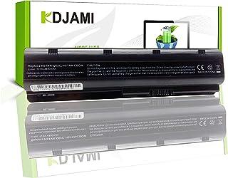 KDJ Batería de Repuesto MU06 para HP Compaq Presario CQ42 CQ43 CQ56 CQ57 CQ58 CQ62 CQ72 Ordenador (6 Celdas 4400mAh 10.8V )