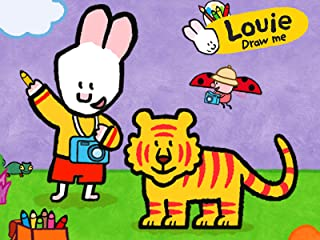 Louie draw me !