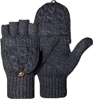 womens flip mittens