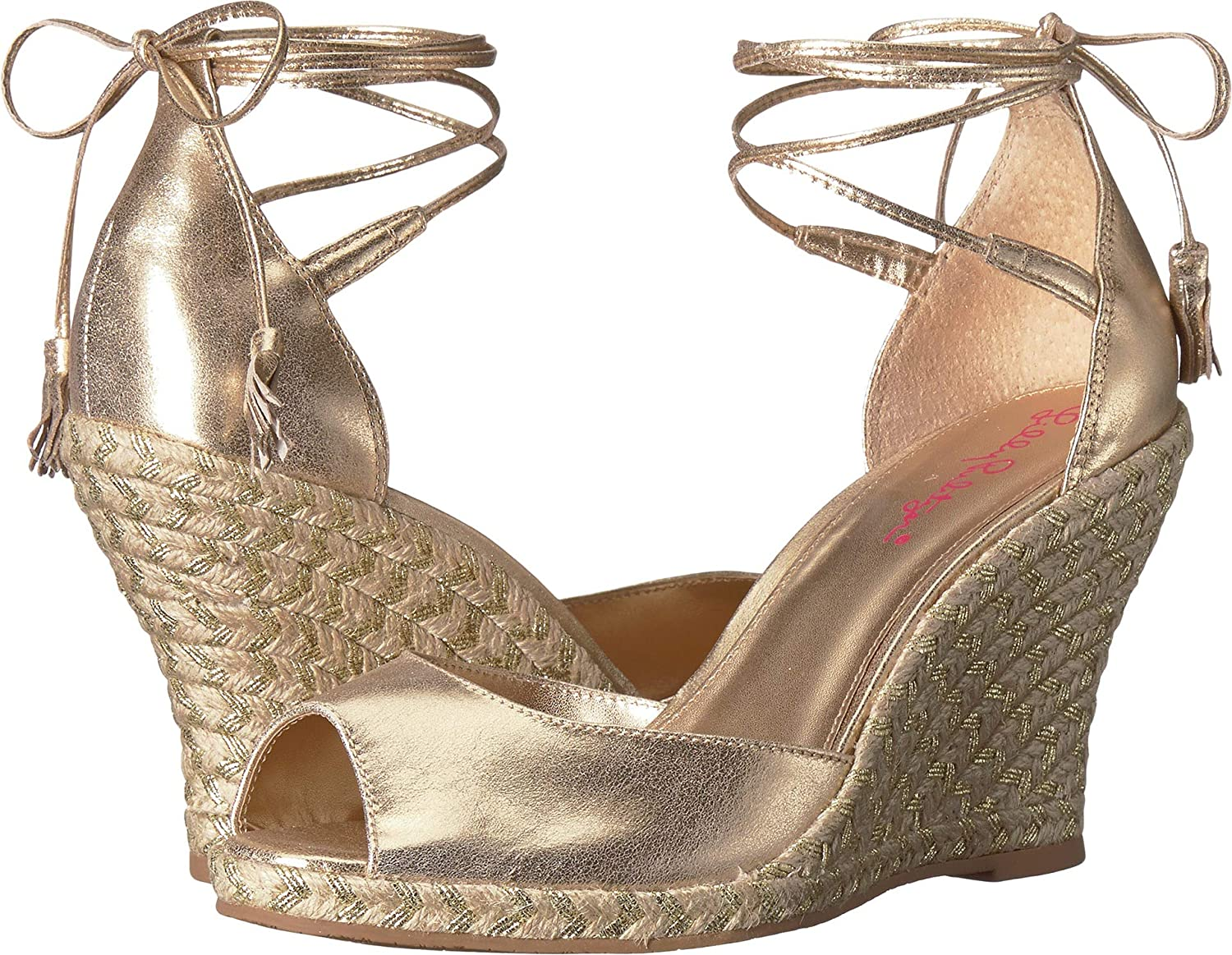 Lilly Pulitzer Womens Aleena Wedge