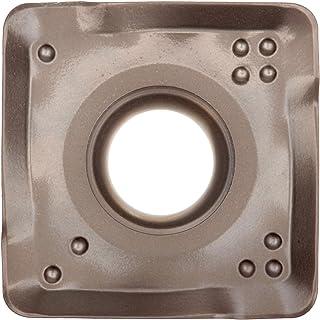 Uncoated CT530 Grade SEKR1204AZWM,0.187 Thick SEKR Style 0.059 Corner Radius Square Pack of 10 Sandvik Coromant T-MAX MILLING  Cermet Milling Insert