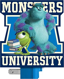 Disney Pixar Monsters University Nightlight