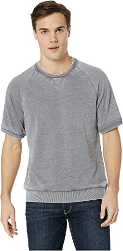 Co-Ed Short Sleeve Sweatshirt