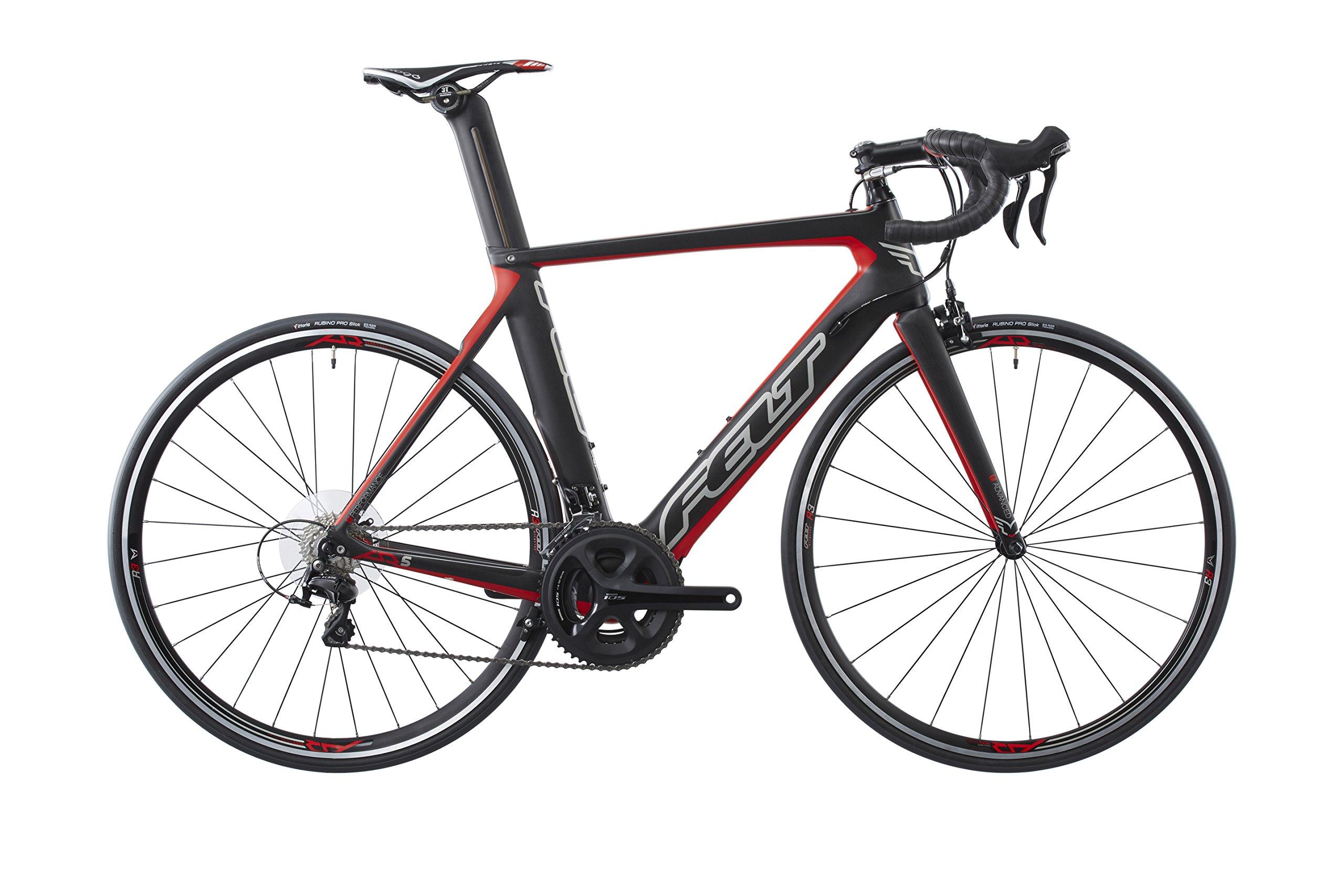 Felt AR5 - Bicicleta Carretera - negro Tamaño del cuadro 54 cm ...