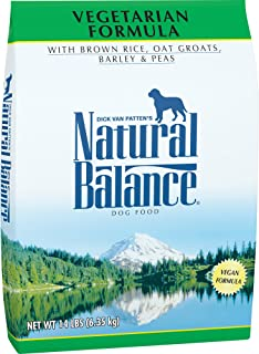 natural balance dog food petsmart