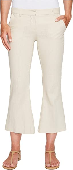 Natalie Cropped Kick Flare Pants