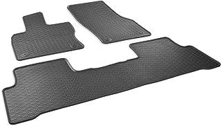 AME Prime   Auto Gummimatten Fußmatten Im Wabendesign, Anti Rutsch Oberfläche, Geruch vermindert und passgenau 891/3C