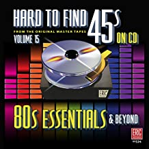 Hard To Find 45s On vol.15 - 80's Essentials