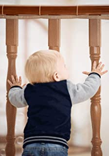 banister safety netting