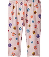 Fendi Kids - Fur Monster Print Leggings (Infant)
