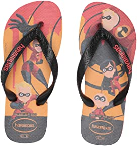 02711be69a4 Havaianas Kids Brazil Logo Flip Flops (Toddler Little Kid Big Kid ...