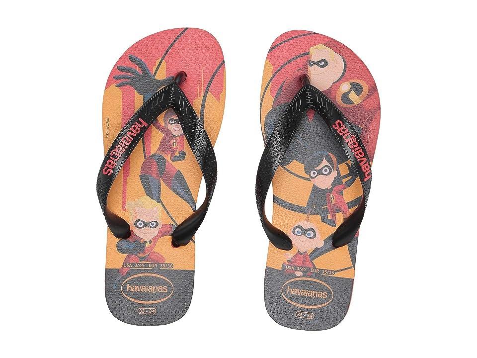 Havaianas Kids Incredibles 2 Flip-Flop (Toddler/Little Kid/Big Kid) (Strawberry) Boys Shoes