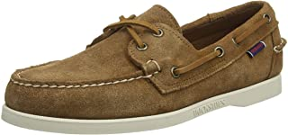 Sebago Men's Docksides Portland Suede 7000G90 Boat Shoes (Blue Navy 908) 7 UK