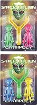 Henbrandt Alien Sling Shot - Sticky Alien Catapult