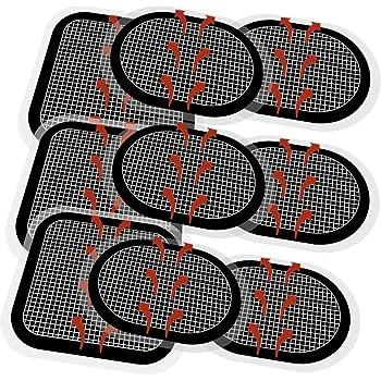スレンダートーン対応 EMS互換交換パッド Coomatec スレンダートーン 交換パッド3枚*2セット