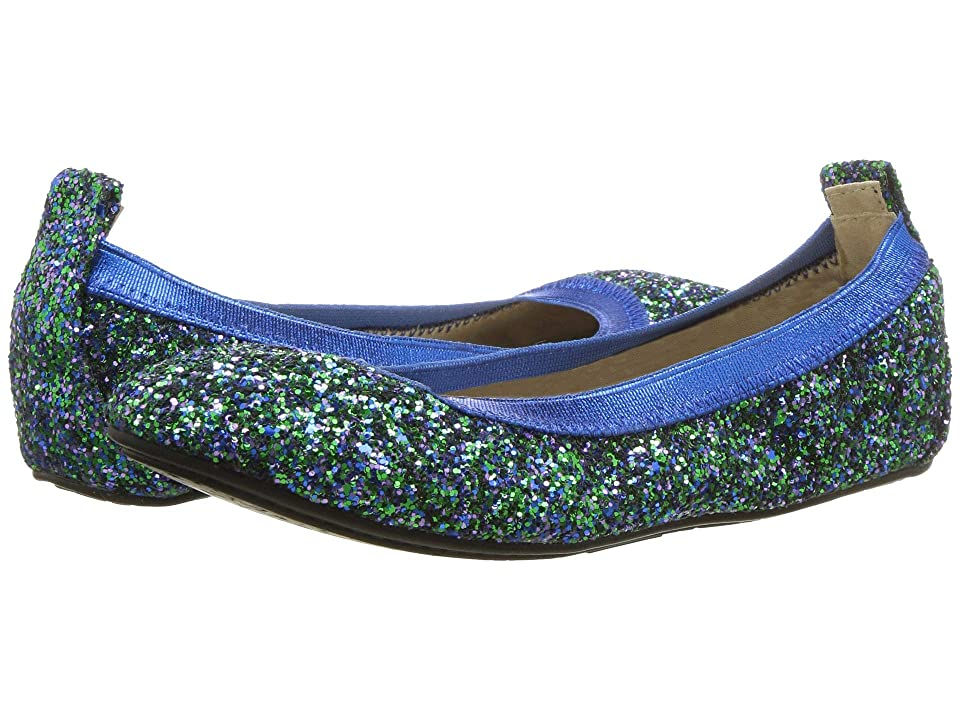 Yosi Samra Kids Limited Edition Miss Samara (Toddler/Little Kid/Big Kid) (Mermaid Glitter) Girls Shoes