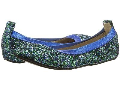 Yosi Samra Kids Limited Edition Miss Samara (Toddler/Little Kid/Big Kid) (Mermaid Glitter) Girls Shoes