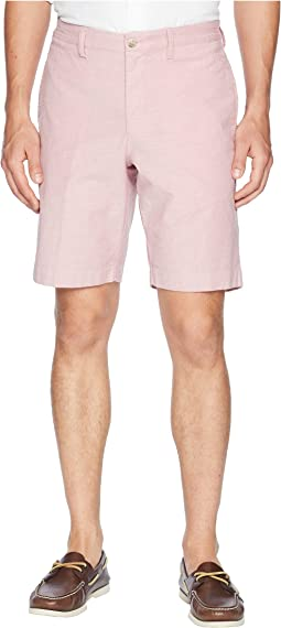 Solid Stretch Oxford Short