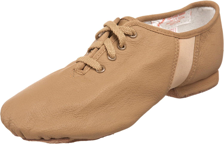 Sansha Tivoli LaceUp Leather Jazz shoes