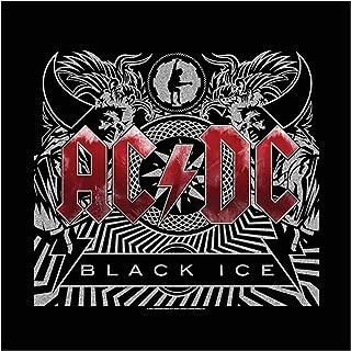 Bandana Black Ice One Size Black