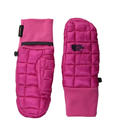The North Face Thermoball Mitt (Petticoat Pink (Prior Season)) Over-Mits Gloves