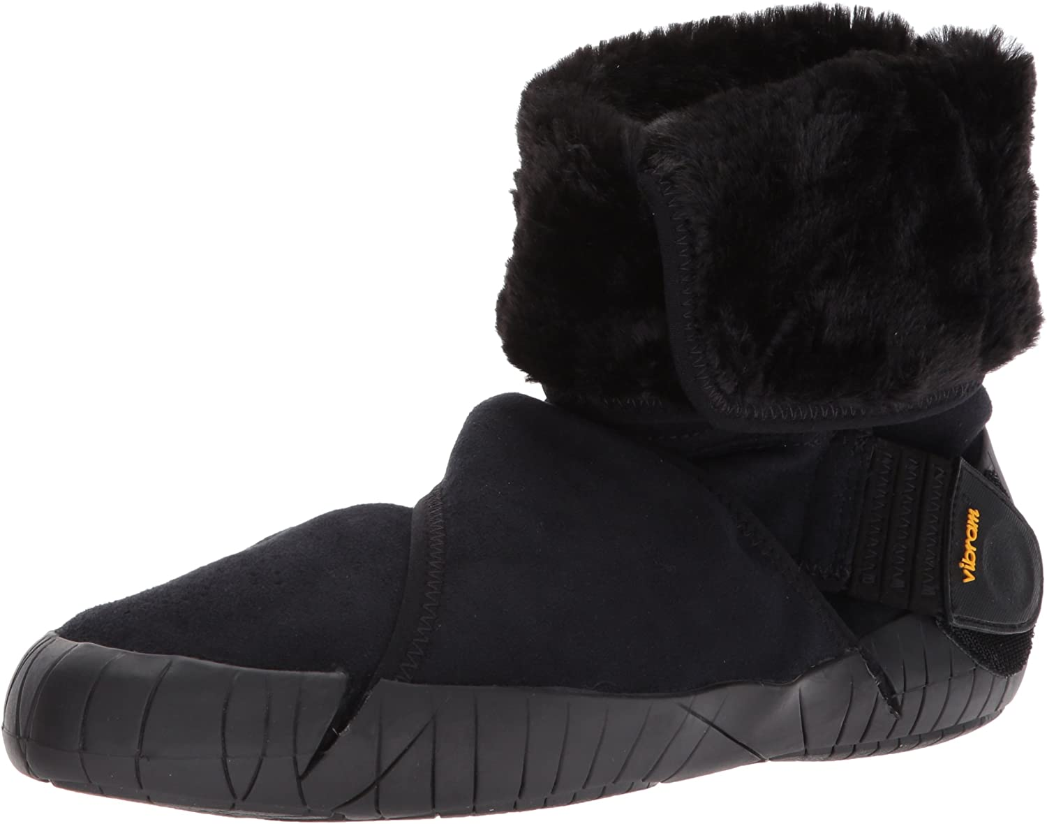 Vibram Unisex-Adult Furoshiki Mid Boot Black Sn Eastern Traveler Our shop Limited time for free shipping OFFers the best service