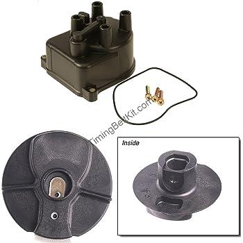 Cap & Rotor Kit XtremeAmazing for Honda Civic 92-00 Distributor ...