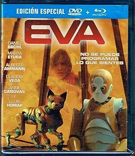 EVA [EDICION ESPECIAL DVD + BLU-RAY] IMPORT [DANIEL BRUHL,MARTA