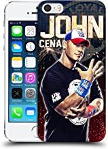 Official WWE John Cena Superstars Hard Back Case Compatible for iPhone 5 iPhone 5s iPhone SE