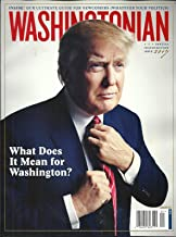 Washingtonian Magazine (January, 2017) - President Donald Trump - Special Inauguration Issue 2017