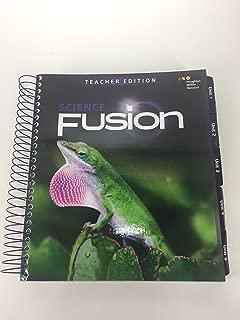 Houghton Mifflin Harcourt Science Fusion Grade 3 Teacher Edition 2017