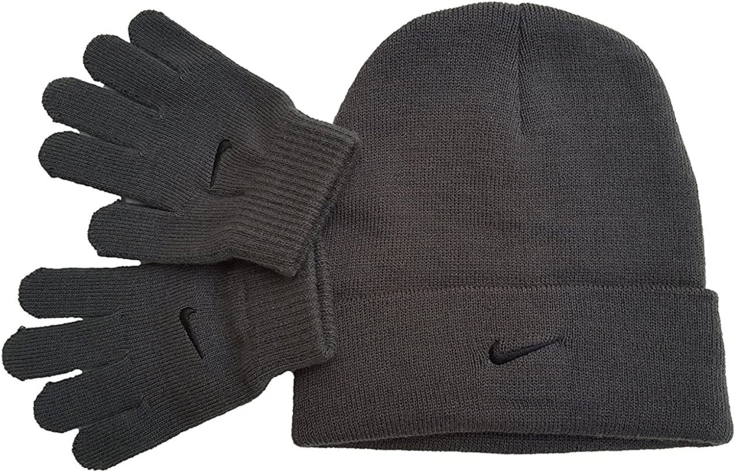 Nike Max 49% OFF 2021 model Boys One Size 8 20 2 and Piece Set Glove Hat