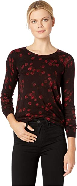 Eden Rose Crew Long Sleeve Sweater