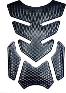 TIGER 1200 PRO-KODASKIN Motorcycle 3D Real Carbon Tank Pad Sticker Decal Emblem GRIPPER STOMP GRIPS EASY For Triumph TIGER 800XC //TIGER 1050