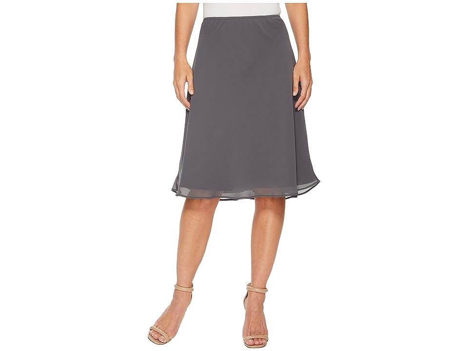 NIC+ZOE Paired Up Skirt (Ink) Women