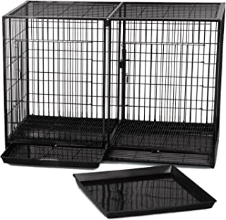 Pro Select Steel Modular Cage, X-Tall, Black