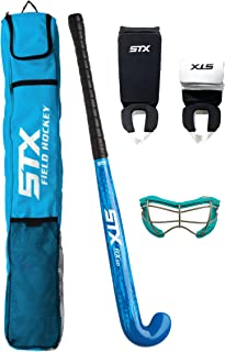 STX Field Hockey Rookie Starter Pack with 2See-S Goggles