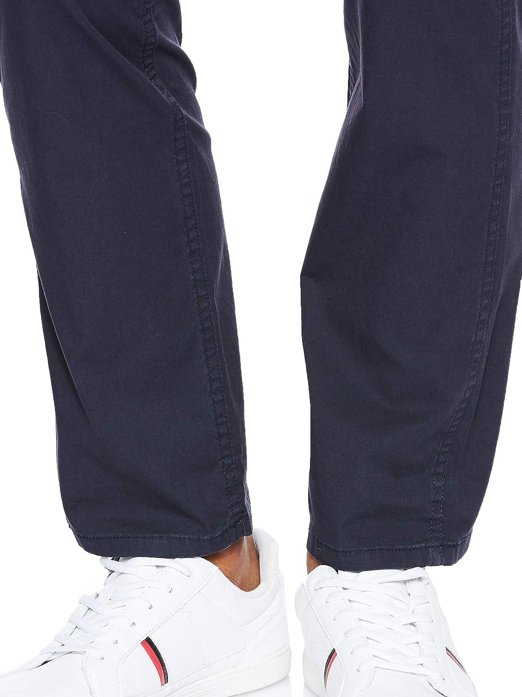 Wrangler Greensboro Straight Jean Droit Homme Bleu (Navy 114)