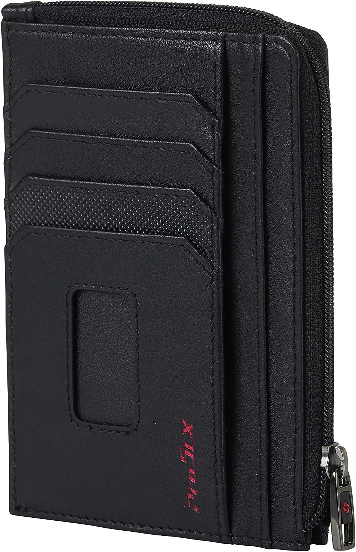 Samsonite Men's Vertical Wallet: 9 x 1 x 13 cm, Black, Einheitsgröße
