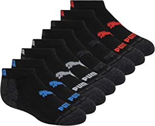 Boys' 8 Pack Low Cut Socks