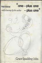 'One-plus One- Plus One, Drawings and Verses Typography by Grace Spaulding John